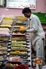 Rafiq Sweets Lal Khu Moschi Gate (Locally Lahore) Tags: mithai discovermore androonshehar mochigate locallylahore oldestsweetsshop lalkhu rafiqsweets sweetsoflahore