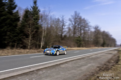 Porsche 997 GT3 (belgian.motorsport) Tags: tim rally porsche brc van spa parijs rallye gt3 997 francorchamps 2015 bhc bfo