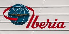IBERIA former logo (Ignacio Ferre) Tags: madrid logo nikon fio iberia logotipo emblema lecu cuatrovientos fundacininfantedeorleans infantedeorleansfoundation