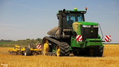 JOHN DEERE 9560 RT | BEDNAR TERRALAND TO 6000 H (martin_king.photo) Tags: boys field john video big king republic play martin czech farming working special machinery h to agriculture tractors depth strom titans biggest deere agricultural 6000 trac strongest bednar 37cm terraland 145inch 9560rt martinkingphoto