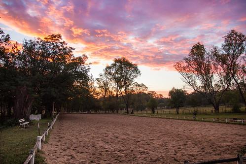 A Donnybrook sunset
