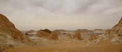 The Valley of Agabat (pranav_seth) Tags: clouds desert egypt surreal valley unreal bahariya farfara agabat valleyofagabat