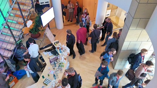BarCamp Bonn: Foyer
