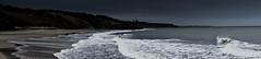 Ballymoney (Martin Ferschmann) Tags: ireland panorama beach northsee rainiy