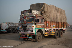 Indian Truck (Hans Olofsson) Tags: india truck indien ecotourism ecoturism indiantruck