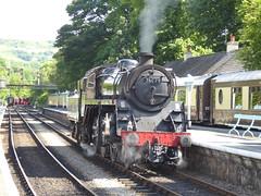 Standard 4 76079 (Jackie & Dennis) Tags: yorkshire grosmont nymr northyorkmoorsrailway 76079 standard4