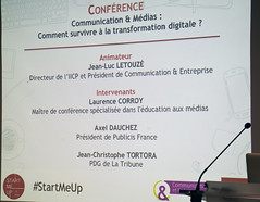 START ME UP (Communication & Entreprise) Tags: coment parisxiii
