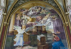 20160725_chaalis_abbey_primatice_chapel_77e79 (isogood) Tags: chaalis chapel primatice frescoes stainedglass renaissance barroco france church religion christian gothic cathedral light abbey