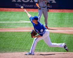 Aaron Sanchez - 2016 Allstar (b.m.a.n.) Tags: toronto aaronsanchez pitcher baseball pitching torontobluejays nikond610 rogerscenter sports mlb