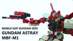 cover LEGO Gundam Astray M1 (demon14082001) Tags: mobile suit gundam astray m1 moc mecha robot seed destiny mini small lego