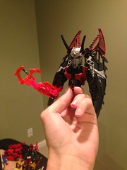 Killer Queen (AuRonthechamp) Tags: bionicle
