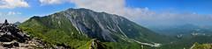 Mt. Daisen Panorama View (Yohsuke_NIKON_Japan) Tags: panorama 180view daisen tottori d600 1635mm ultrawide wide nikon mountain nature beautyinnature summer 2016