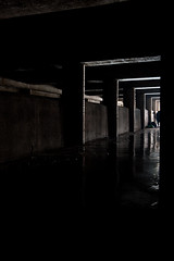 703_3110 (M Falkner) Tags: urban underground concrete tank flood drain management watershed pillars subterranean exploration sewer overflow ue urbex cso draining keelesdale