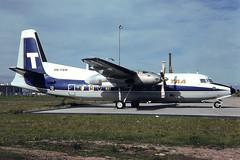 0571 (dannytanner804) Tags: airport aircraft australia melbourne international vic date trans airlines reg owner fokker tullamarine 1161983 airportcodeymml f27600qc vhtqncn10385