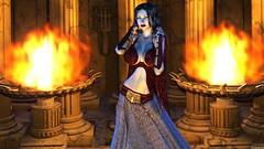 DH Liara 03 (coralys3) Tags: liara dh warhammer 40k adepta sororitas hospitalire sanglante vengeance
