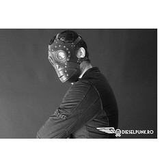 #Cyberpunk #CyberGoth #postapocalyptic #postapocalypse #steampunk #steampunkmask #leathermask #handmade #LARP #dieselpunk #leather #Darkart #costume #creepy (tovlade) Tags: face mask cyberpunk cyber goth make up goggles girl punk postapocalyptic postapocalypse black steampunk leather hand made larp cybergoth dieselpunk plague doctor