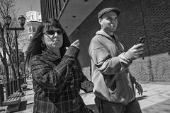 Market Street, 2016 (Alan Barr) Tags: philadelphia 2016 marketstreet marketstreeteast marketeast street sp streetphotography streetphoto blackandwhite bw blackwhite mono monochrome candid ricoh gr