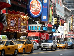 Dave and Buster's Times Square (jeffmgrandy) Tags: manhattan midtown timessquare times bustling crowd