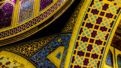 Ceiling 6 (sallyjane6) Tags: ibn batuta mall ceilings arabic architecture design