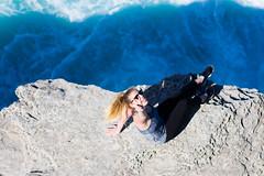 Carly. (ShannonKellers_) Tags: bondi beach coogee bronte eastern beaches coastal walk blue ocean peace australia sydney