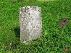 Charles W. Mavity - Co. M, 1st Illinois Cavalry - Spanish American War (ilgunmkr - Thanks for 4,000,000+ Views) Tags: grave gravestone cavalry 1st illinois charleswmavity searlesridgecemetery bureaucountyillinois spanishamericanwar 189899