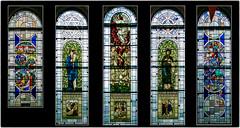Christ Church Tunbridge Wells (www.caughtbythelight.net) Tags: tunbridgewells christchurchtunbridgewells church anglican windows williammorris burnejones