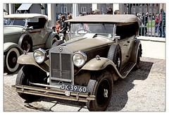 Lancia Dilambda / 1928 (Ruud Onos) Tags: gk3960 lancia dilambda 1928 lanciadilambda1928 lanciadilambda havhistorischeautomobielverenigingnederland