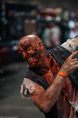 IMG_7320 (aaron hiro sugiyama photos) Tags: long beach convention events halloween midsummerscreamhalloweenfestival spooky six flags fright fest people makeup