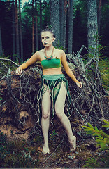 Russian Fairy Tales. Kikimora. (The Russians band) by Anastasiia, 27 year old Theatre actress and professional fairy from Saint Petersburg, Russia (9lookbook.com) Tags: 90s adidas adventuretimes beltbag bershka black blackandgold bluelips casualgoth chane cherry choker chunkyheel costume cross extravagant fairytailes festival forest forever21 fringe goth gothic grey hm lace leopard marsala overknee overkneeboots purple redshoes retro russian silver slipons srtipes stradivarius summer tartan therussians threestripes violet winecolore newlook reebok