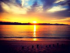 #sunset #philippines #palawan (sleeduque05) Tags: sunset philippines palawan