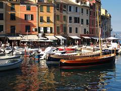 Portofino (@oloarge) Tags: portofino porticciolo barche mare borgo port sea village