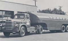 Cie Frontenac (Texaco Qubec) (PLEIN CIEL) Tags: citerne tanker texaco quebec diamin diamondt fruehauf semiremorque semitrailer