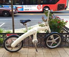 Mando Footloose Ebike (Mr.TinDC) Tags: bike bicycle ebike electricbike foldingbike footloose mandufootlose