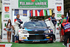 Jan ern (Martin Hlinka Photography) Tags: 60d rally lubenk 2016 slovakia koda fabia r5 sport motorsport canon eos jan ern mogul slovensko tamron 2875mm f28