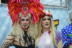Gay Pride Antwerpen 2016 (O. Herreman) Tags: antwerpen belgie belgium gaypride pride homo biseksueel lesbisch europride feest straatfeest outdoor stad party mensen travestie toeristen schelde city friends people homoemancipatie dragqueen europe centrum centre center parade lgbt freedom liberty rights droits gay civilrights festa fte coc pridematters lovewins crowd happy vehicle travestiet transsexueel transvestite transsexual transgender antwerp anvers holebi
