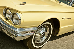 1965 Ford Thunderbird Detail (Brad Harding Photography) Tags: 1965 65 ford antique chrome detail closeup bonnersprings kansas fordmotorcompany