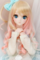 ^^ (TURBOW) Tags: doll volks dollfiedream dollfiedreamsister dd dds alicekuonji wdsfaceup lullabypoemwig