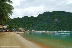 Palawan Philippines (Rex Montalban Photography) Tags: rexmontalbanphotography philippines palawan town elnido beach