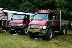 DSC_3143 (2) (Kopie) (azu250) Tags: ravels belgie weelde 3e oldtimerbeurs car truck tractor classic mercedes unimog