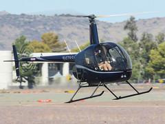Robinson R22 Beta N478SH (ChrisK48) Tags: 2006 aircraft beta dvt helicopter kdvt n478sh phoenixaz phoenixdeervalleyairport robinsonr22