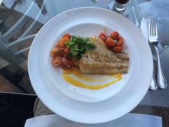 "Valparaiso: un merlu à la sauce exotique. Mmm ! <a style=""margin-left:10px; font-size:0.8em;"" href=""http://www.flickr.com/photos/127723101@N04/29657455114/"" target=""_blank"">@flickr</a>"