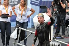 Oud Olympisch kampioen Pieter van den Hoogenband wordt 5e op de Amsterdam City Swim (Bobtom Foto) Tags: amsterdam city swim als keizersgracht zwemmen sport charity