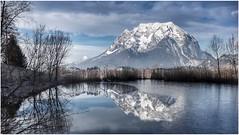 Reflections (Barbara Zemann) Tags: ennstal styria austria