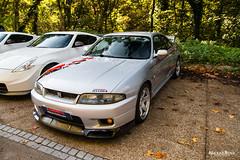 DNA meet, October 16 (Mickael Roux [JapCars]) Tags: nissan france dna meet dnameet voiure car cars auto automobile japon japan rassemblement meeting skyline r33 gtr