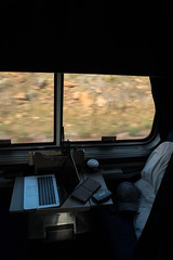 Sleeping Car (BertoUCF) Tags: travel amtrak californiazephyr sleepingcar train colorado roomette sleeper