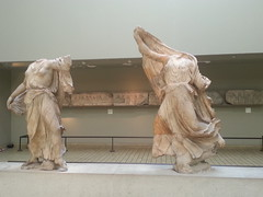 Nereids (taurusnonana) Tags: london britishmuseum archaeology greekart nereids