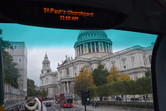 DSC_4629 (photographer695) Tags: london bus route 23 the city st pauls cathedral