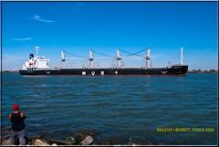 African Raven 1544 LR (bradleybennett) Tags: cargo vessel ship shipping delta water river ocean tanker antioch port stockton african raven africanraven
