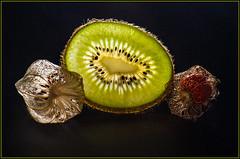 Kiwi et physalis, ou alkkenge, ou encore lanterne japonaise (www.nathalie-chatelain-images.ch) Tags: macromondays backlit fruit kiwi physalis alkkenge lanternejaponaise lumire light contrejour macro nikon