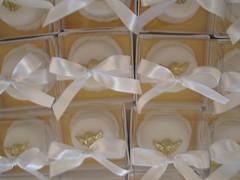 brinde de batizado/1a comunhão @veravilleladoces (VERA VILLELA DOCES) Tags: minibolos bolosdecorados lembrancinhas brindes veravilleladoces